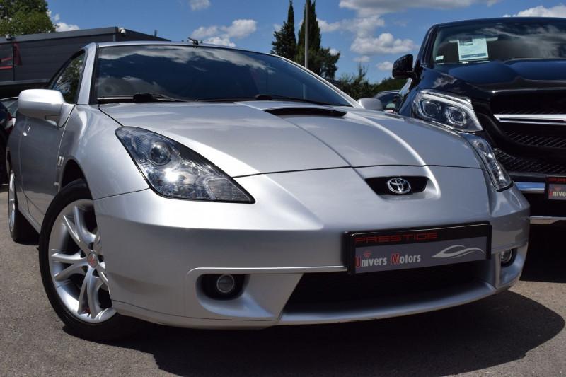 Toyota CELICA 1.8 145CH Essence GRIS Occasion à vendre