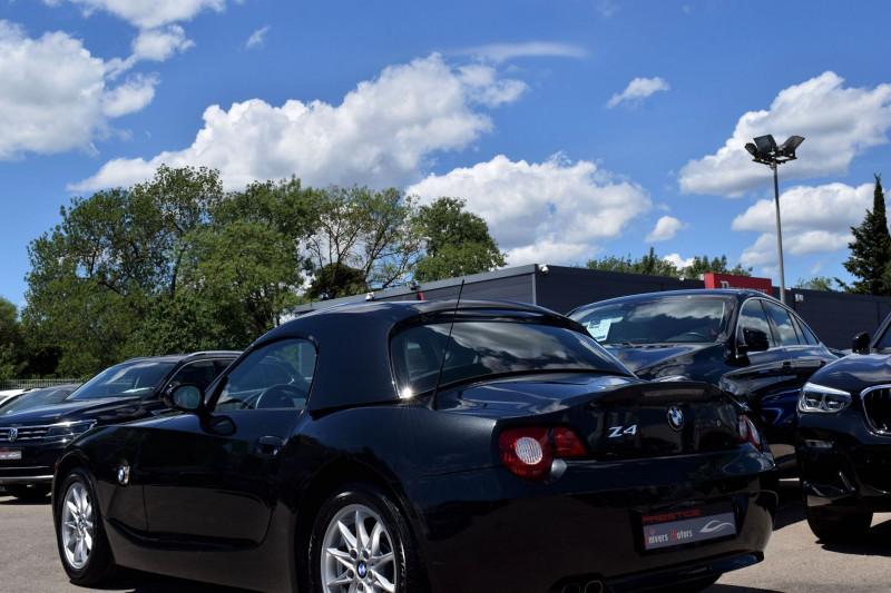 Photo 3 de l'offre de BMW Z4 ROADSTER (E85) 2.2I 170CH à 13900€ chez Univers Motors