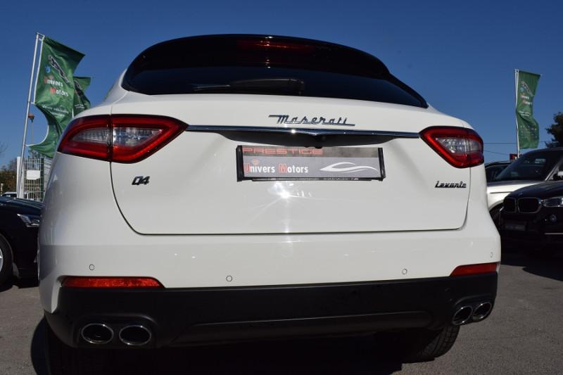 Photo 3 de l'offre de MASERATI LEVANTE 3.0 V6 250CH DIESEL à 39900€ chez Univers Motors