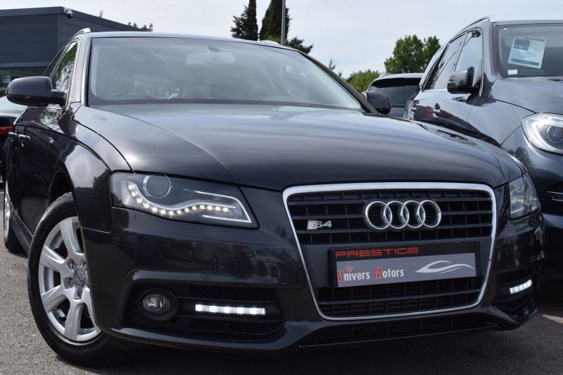 Audi A4 AVANT 2.0 TDI 120CH DPF BUSINESS LINE Diesel ANTHRACITE Occasion à vendre