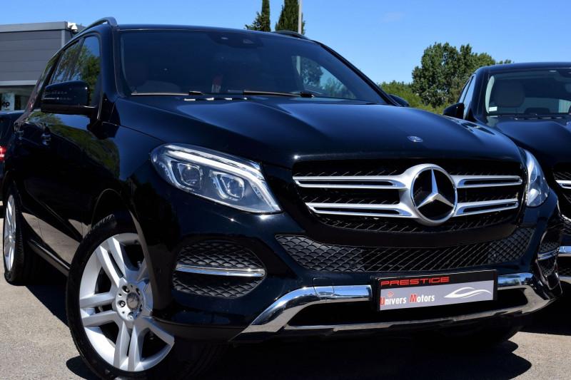 Mercedes-Benz GLE 250 D 204CH EXECUTIVE 9G-TRONIC Diesel NOIR Occasion à vendre