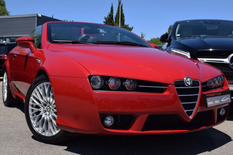 Alfa Romeo SPIDER 3.2 V6 24V SELECTIVE KM15969 GARANTI Essence ROUGE Occasion à vendre