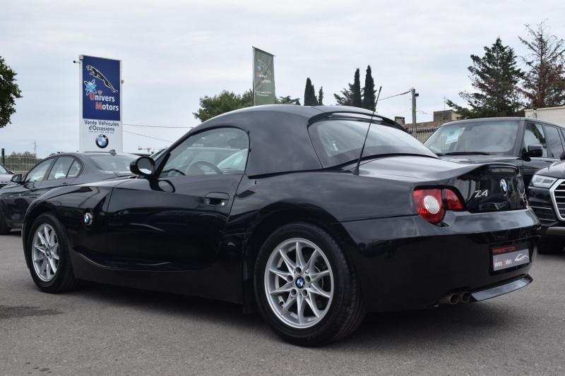 Photo 23 de l'offre de BMW Z4 ROADSTER (E85) 2.2I 170CH à 13900€ chez Univers Motors