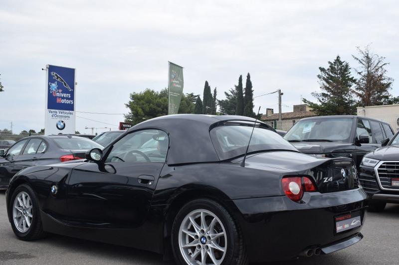 Photo 26 de l'offre de BMW Z4 ROADSTER (E85) 2.2I 170CH à 13900€ chez Univers Motors