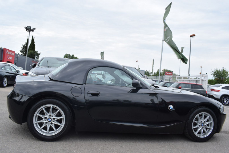 Photo 24 de l'offre de BMW Z4 ROADSTER (E85) 2.2I 170CH à 13900€ chez Univers Motors