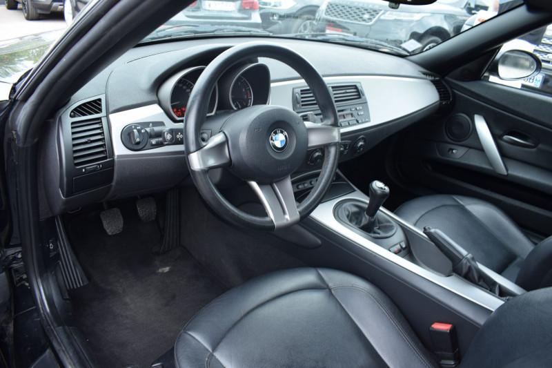 Photo 22 de l'offre de BMW Z4 ROADSTER (E85) 2.2I 170CH à 13900€ chez Univers Motors