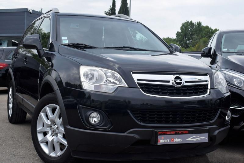 Opel ANTARA 2.2 CDTI 163 EDITION PACK STOP/START 4X2 BA Diesel NOIR Occasion à vendre
