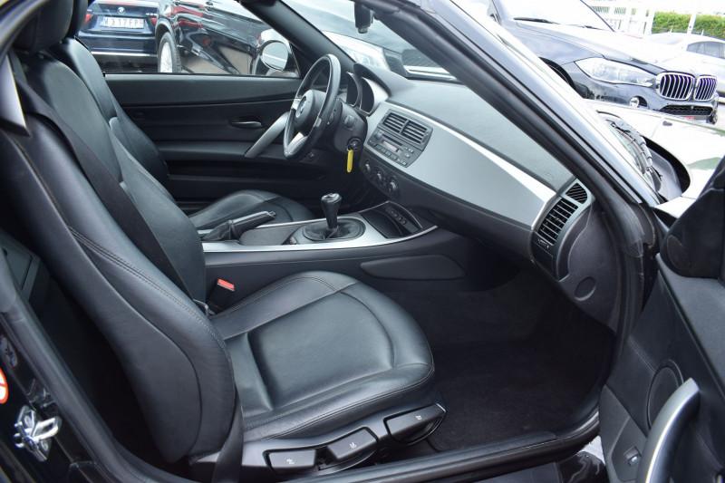 Photo 21 de l'offre de BMW Z4 ROADSTER (E85) 2.2I 170CH à 13900€ chez Univers Motors
