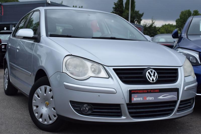 Volkswagen POLO 1.2 65CH TREND 5P Essence GRIS Occasion à vendre