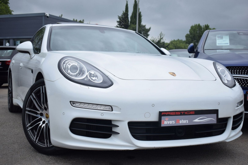 Porsche PANAMERA (970) 3.0 TD 300CH EDITION Diesel BLANC Occasion à vendre