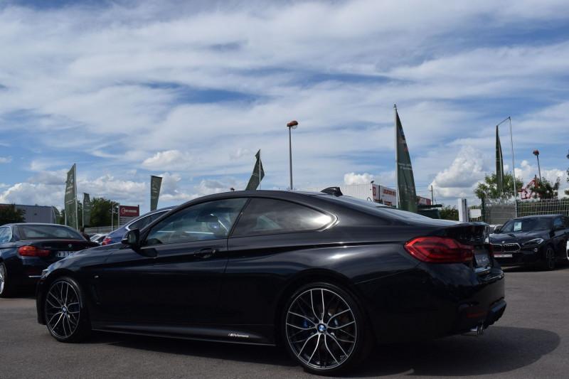Photo 11 de l'offre de BMW SERIE 4 COUPE (F32) 420DA 190CH M SPORT PREFORMANCE à 34900€ chez Univers Motors