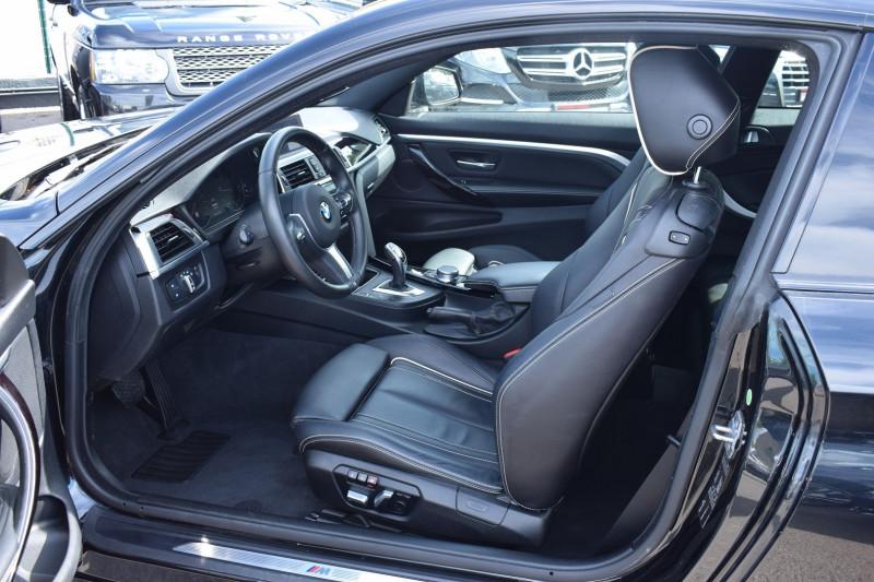 Photo 8 de l'offre de BMW SERIE 4 COUPE (F32) 420DA 190CH M SPORT PREFORMANCE à 34900€ chez Univers Motors