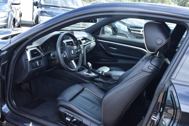 Photo 12 de l'offre de BMW SERIE 4 COUPE (F32) 420DA 190CH M SPORT PREFORMANCE à 34900€ chez Univers Motors