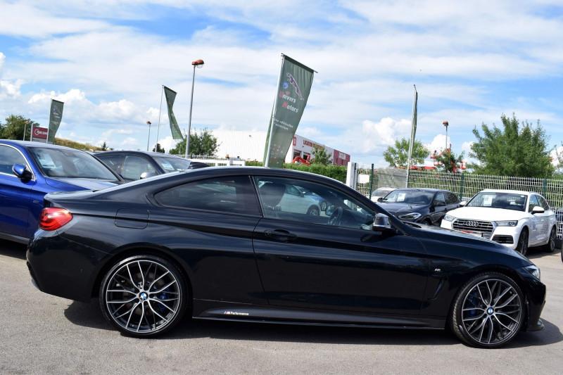 Photo 10 de l'offre de BMW SERIE 4 COUPE (F32) 420DA 190CH M SPORT PREFORMANCE à 34900€ chez Univers Motors