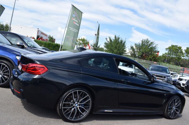 Photo 4 de l'offre de BMW SERIE 4 COUPE (F32) 420DA 190CH M SPORT PREFORMANCE à 34900€ chez Univers Motors