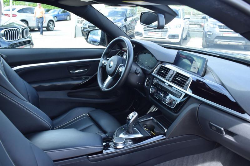 Photo 2 de l'offre de BMW SERIE 4 COUPE (F32) 420DA 190CH M SPORT PREFORMANCE à 34900€ chez Univers Motors