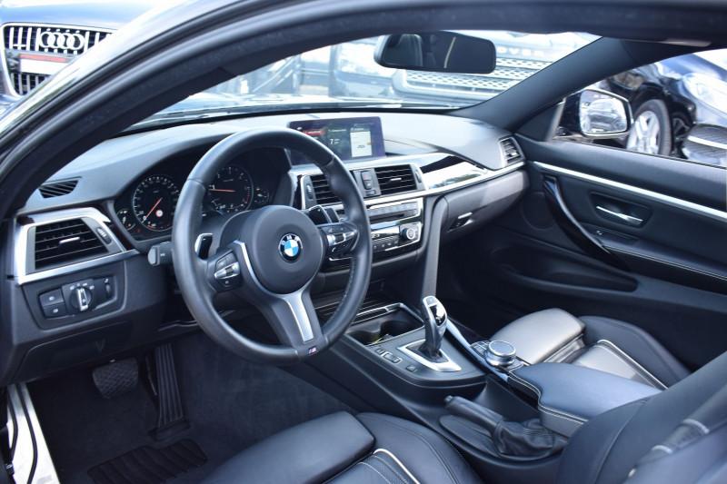 Photo 16 de l'offre de BMW SERIE 4 COUPE (F32) 420DA 190CH M SPORT PREFORMANCE à 34900€ chez Univers Motors