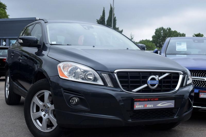 Volvo XC60 D5 185CH FAP KINETIC GEARTRONIC Diesel BLEU Occasion à vendre