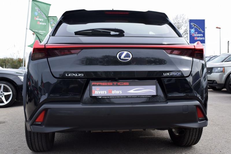 Lexus UX 250H 2WD PACK BUSINESS MY20 Hybride NOIR Occasion à vendre