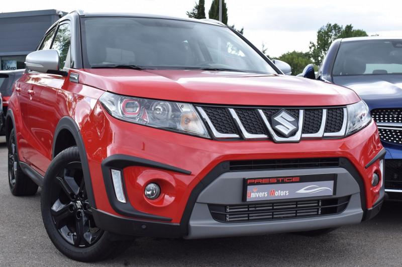 Suzuki VITARA 1.6 VVT PACK ALLGRIP 4X4 Essence ROUGE Occasion à vendre