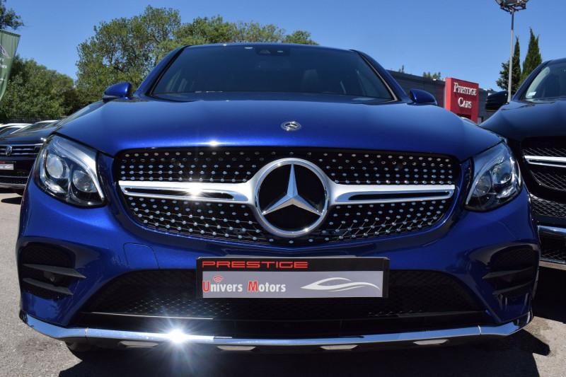 Photo 16 de l'offre de MERCEDES-BENZ GLC COUPE 350 E 211+116CH FASCINATION 4MATIC 7G-TRONIC PLUS à 45900€ chez Univers Motors
