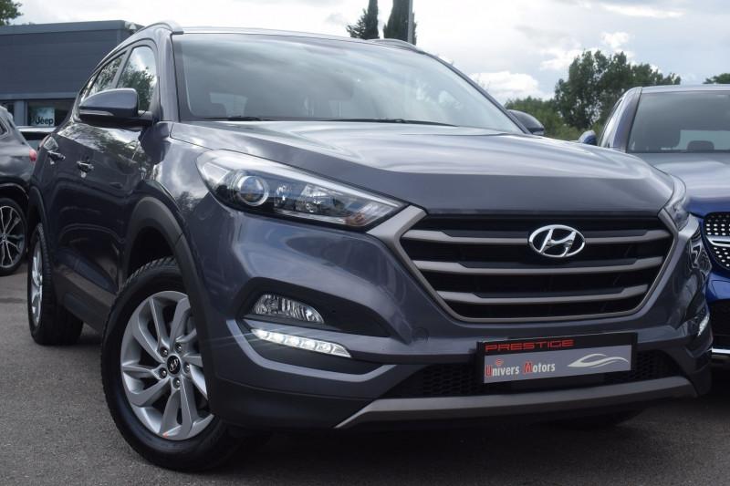 Hyundai TUCSON 1.6 GDI 132CH INTUITIVE 2WD Essence GRIS FONCE Occasion à vendre