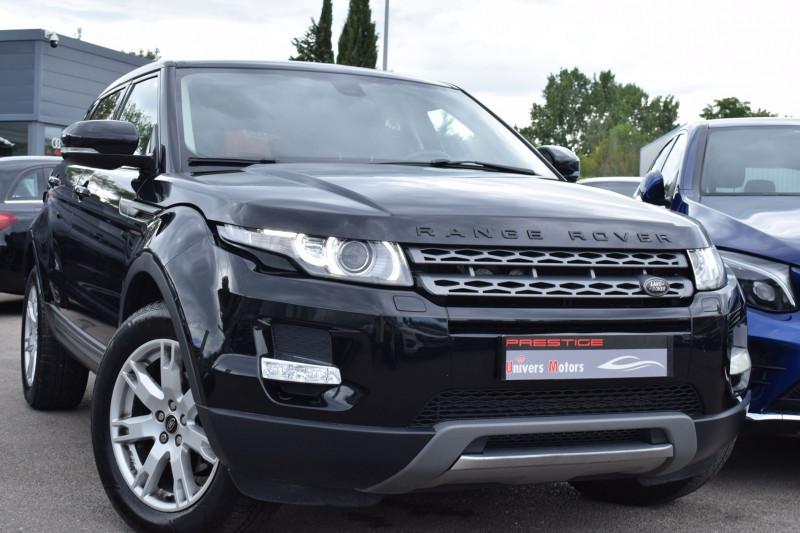 Land-Rover EVOQUE 2.2 SD4 DYNAMIC BVA Diesel NOIR Occasion à vendre