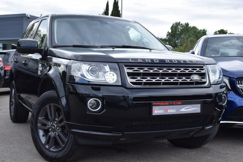 Land-Rover FREELANDER SD4 XS BVA  4X4 Diesel NOIR Occasion à vendre