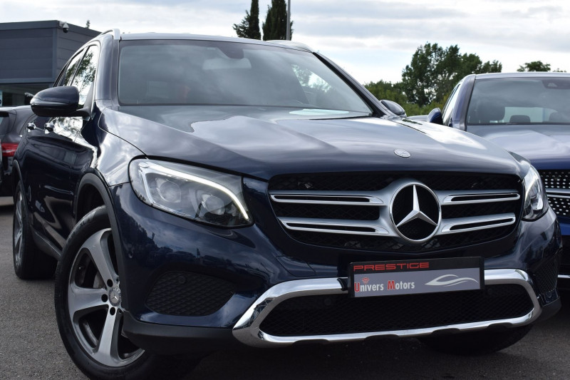 Mercedes-Benz GLC 250 D 204CH EXECUTIVE 4MATIC 9G-TRONIC Diesel BLEU FONCE Occasion à vendre