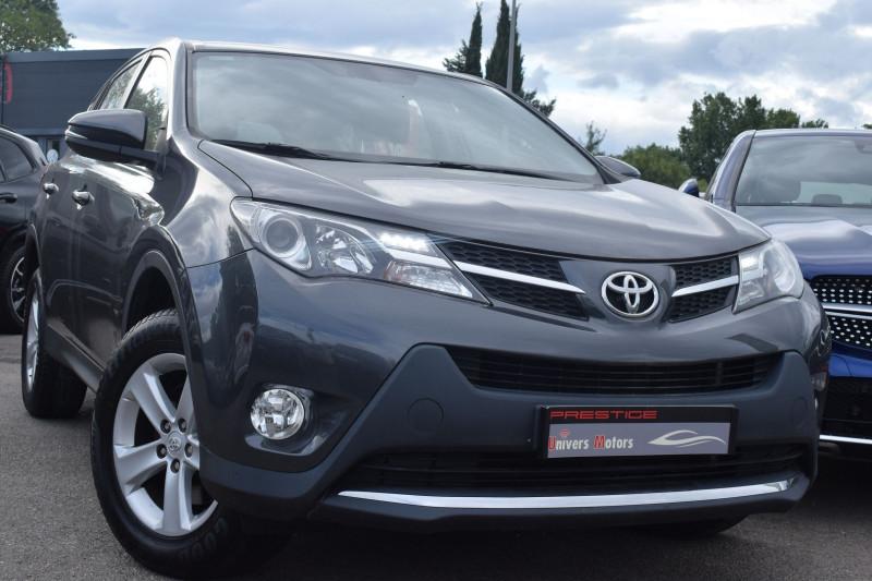 Toyota RAV4 124 D-4D LIFE 2WD Diesel ANTHRACITE Occasion à vendre