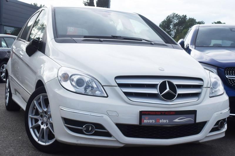 Mercedes-Benz CLASSE B (T245) 180 CDI SPORT Diesel BLANC Occasion à vendre