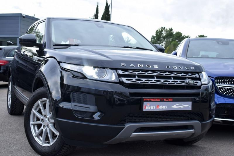 Land-Rover EVOQUE 2.2 TD4 PURE Diesel NOIR Occasion à vendre