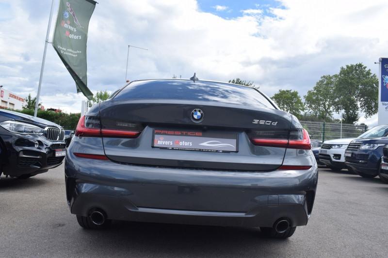 Photo 8 de l'offre de BMW SERIE 3 (G20) 320DA 190CH M SPORT à 37400€ chez Univers Motors