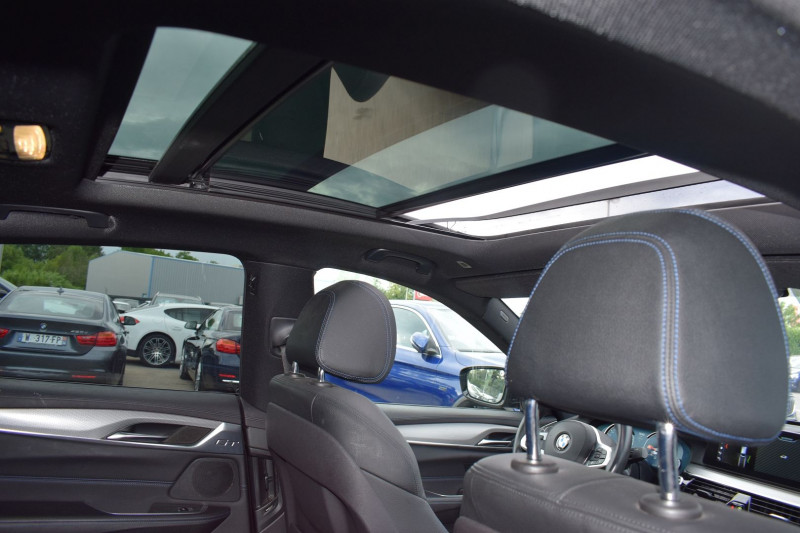 Photo 4 de l'offre de BMW SERIE 6 GRAN TURISMO (G32) 630D XDRIVE 265CH M SPORT à 39900€ chez Univers Motors