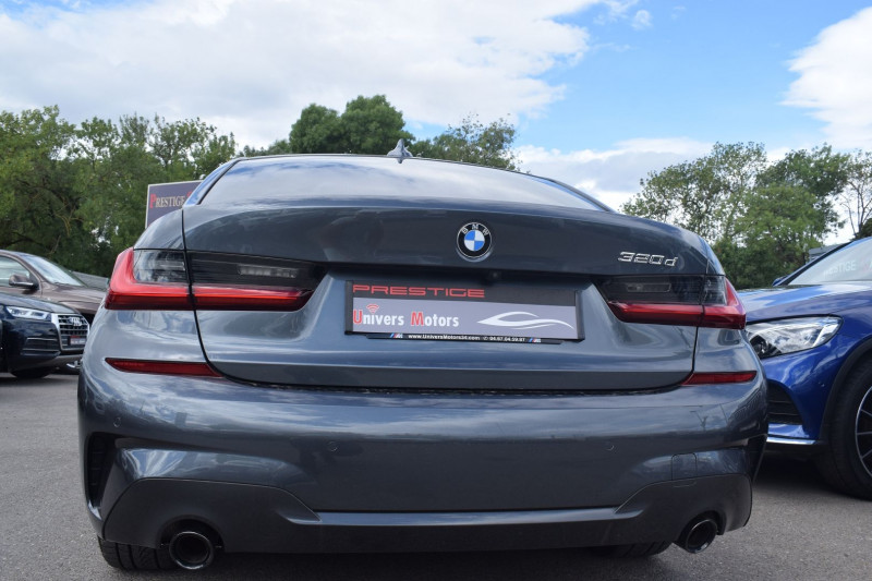 Photo 15 de l'offre de BMW SERIE 3 (G20) 320DA 190CH M SPORT à 37400€ chez Univers Motors