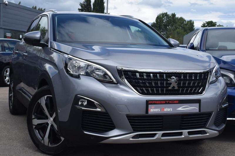 Peugeot 3008 1.5 BLUEHDI 130CH E6.C ALLURE S&S Diesel GRIS ANTHRACITE Occasion à vendre