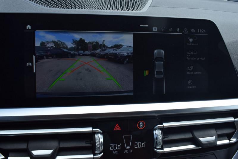 Photo 9 de l'offre de BMW SERIE 3 (G20) 320DA 190CH M SPORT à 37400€ chez Univers Motors
