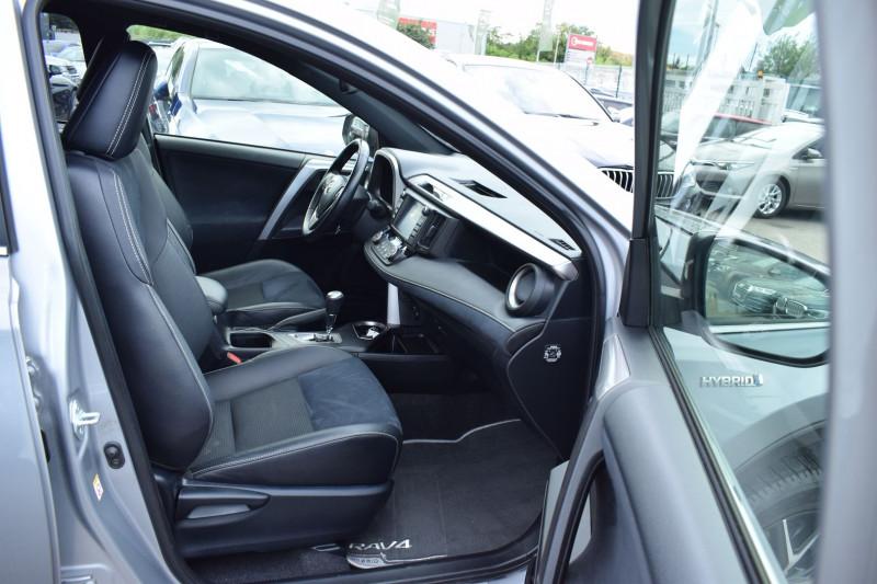 Photo 13 de l'offre de TOYOTA RAV4 197 HYBRIDE DYNAMIC 2WD CVT à 21900€ chez Univers Motors