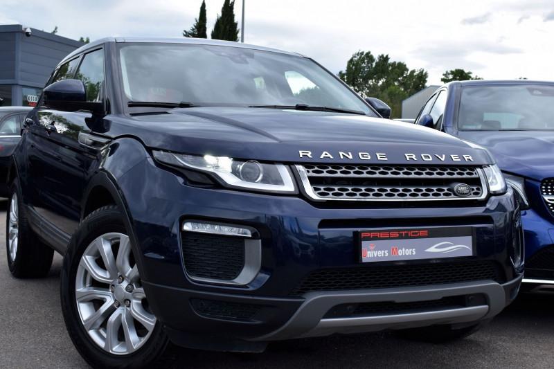 Land-Rover EVOQUE 2.0 TD4 150 PURE 4X4 Diesel BLEU FONCE Occasion à vendre