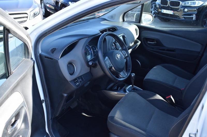 Photo 5 de l'offre de TOYOTA YARIS HSD 100H DYNAMIC 5P à 8400€ chez Univers Motors