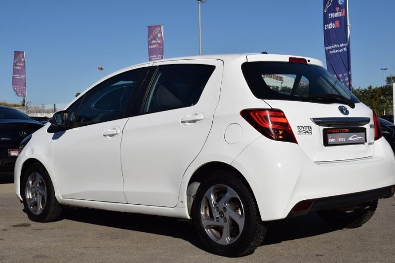 Photo 11 de l'offre de TOYOTA YARIS HSD 100H DYNAMIC 5P à 8400€ chez Univers Motors