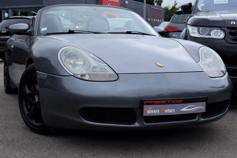 Porsche BOXSTER (986) 3.2 S Essence GRIS ANTHRACITE Occasion à vendre