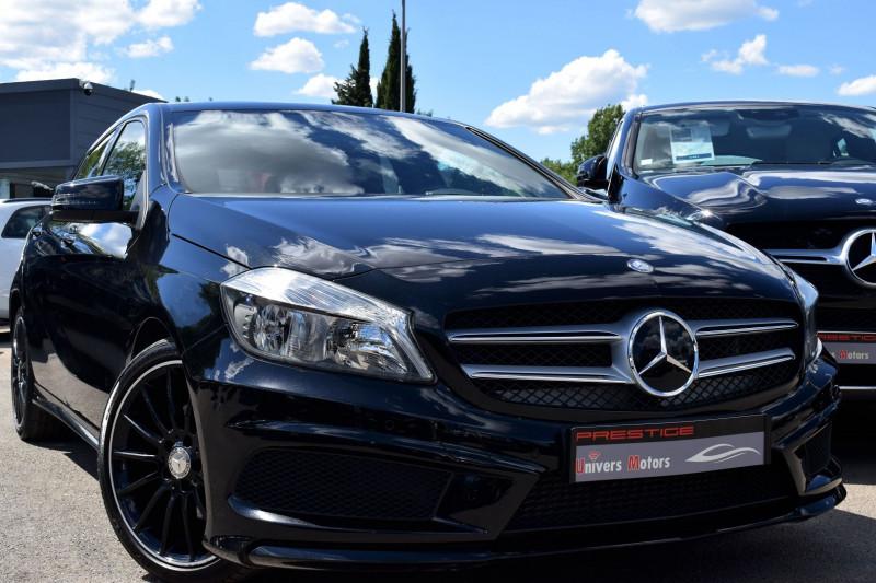 Mercedes-Benz CLASSE A (W176) 200 D SENSATION Diesel NOIR Occasion à vendre