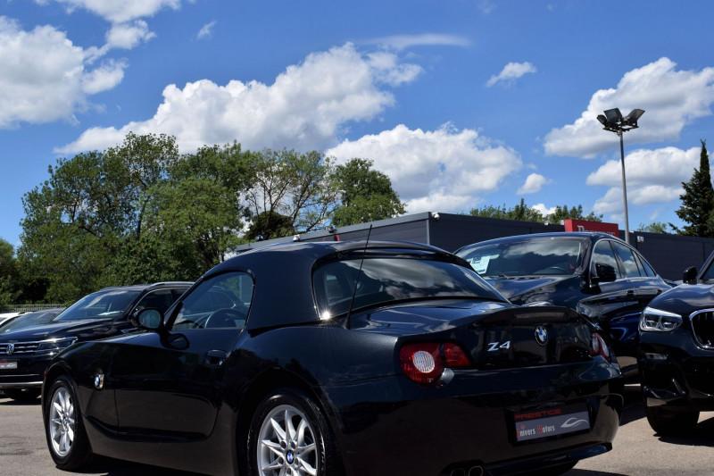 Photo 6 de l'offre de BMW Z4 ROADSTER (E85) 2.2I 170CH à 13900€ chez Univers Motors