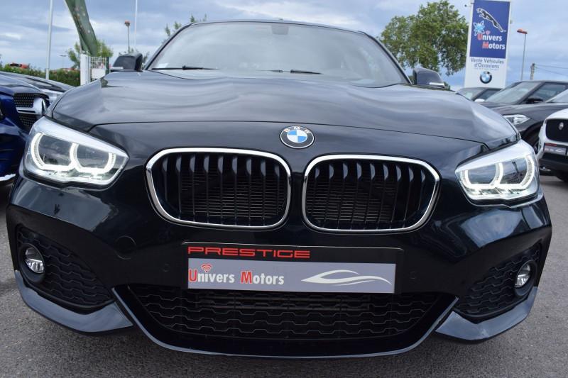 Bmw SERIE 1 (F21/F20) 118DA 150CH M SPORT 5P Diesel NOIR Occasion à vendre