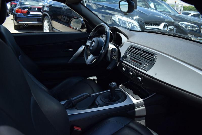 Photo 10 de l'offre de BMW Z4 ROADSTER (E85) 2.2I 170CH à 13900€ chez Univers Motors