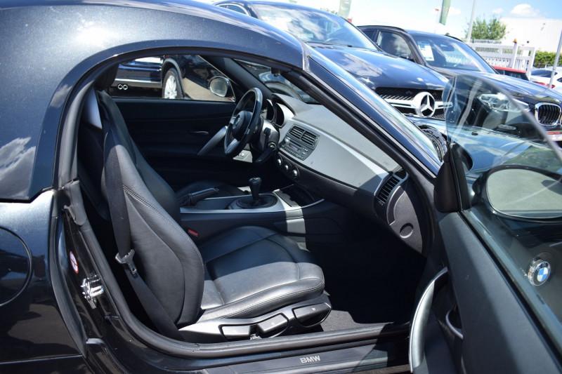 Photo 8 de l'offre de BMW Z4 ROADSTER (E85) 2.2I 170CH à 13900€ chez Univers Motors