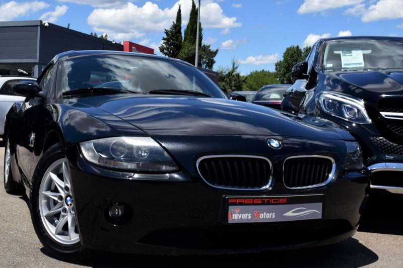 Photo 15 de l'offre de BMW Z4 ROADSTER (E85) 2.2I 170CH à 13900€ chez Univers Motors