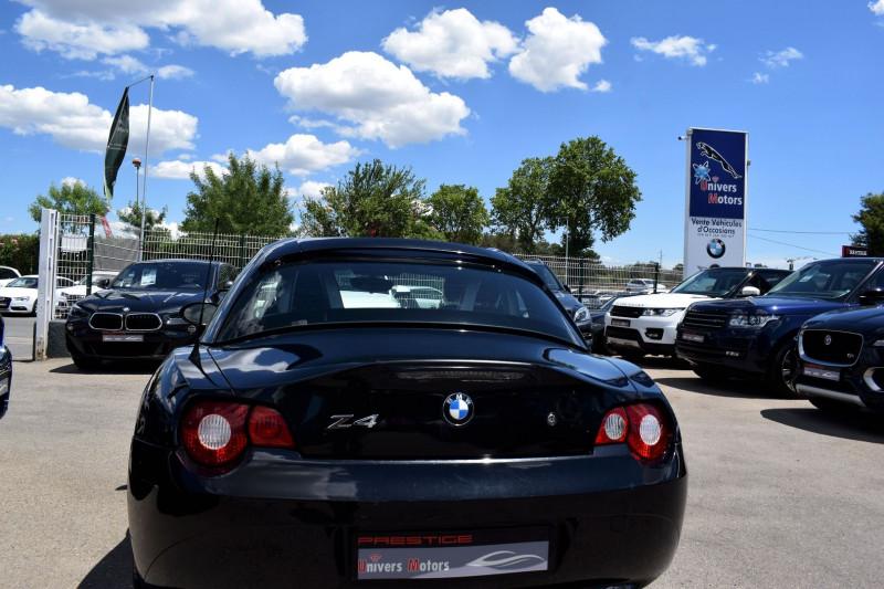Photo 12 de l'offre de BMW Z4 ROADSTER (E85) 2.2I 170CH à 13900€ chez Univers Motors