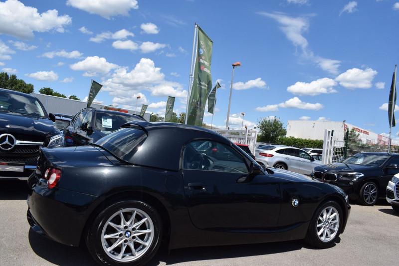 Photo 11 de l'offre de BMW Z4 ROADSTER (E85) 2.2I 170CH à 13900€ chez Univers Motors